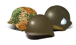 War Helmets by hardbodies