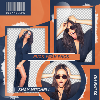 Pack Png 99: Shay Mitchell. by Oceandeeps