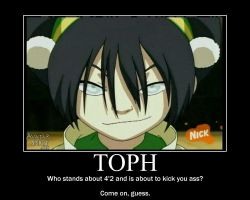 Toph by iceman-3567