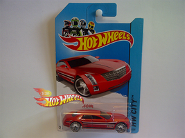 STREET POWER CADILLAC SIXTEEN CONCEPT RED by idhotwheels