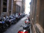 Scooters in Italy II by boltzmann