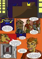 Sly Cooper: Thief of Virtue Page 12 by ConnorDavidson