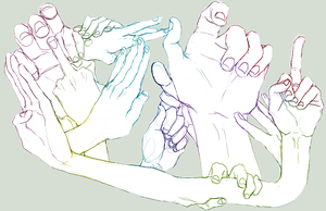 Sign Language by EliciaElric