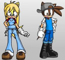 Harvest Moon goes Sonic style by ChaosAngel5