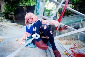 Beyond the Boundary - Mirai Kuriyama by Totoki-Yu