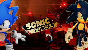 Sonic Forces Poster by sonicmechaomega999