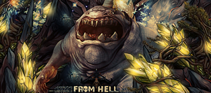 From Hell by odin-gfx