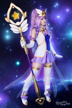 Star Guardian Janna - League of Legends by Kinpatsu-Cosplay
