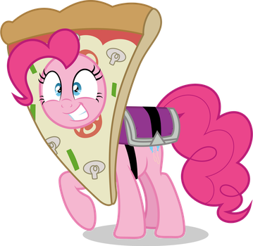 Pizza Pie, The Fifth Pie Sister by Lahirien