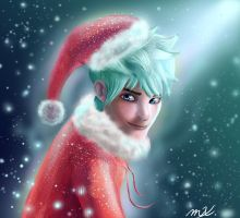 Jack Frost Claus by 8Bpencil
