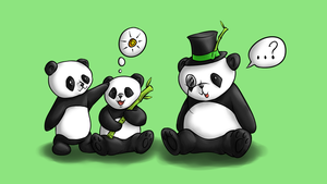 Pandas! by Sarcallow