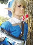 Blue Link by SophieRiis
