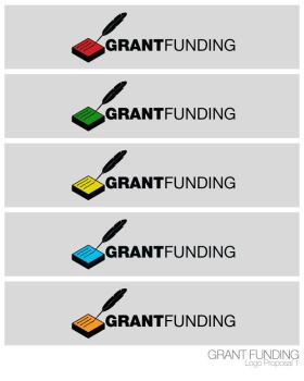 Grant Funding Logo - Colors by konakonakona