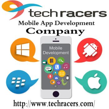 Mobile App Development Company by techracers300