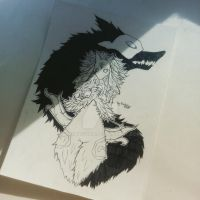 Kindred WIP by ARTbyGOKU