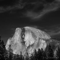 Walking To Half Dome by AgenttSmith