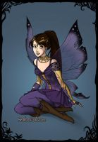 Kayley Fairy by A1r2i3e4l5