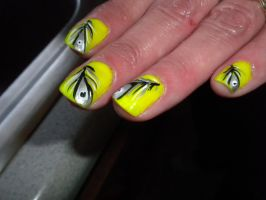 Nail Art 74 by charmedpiper12