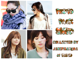 Photopack SNSD by JanePham