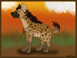 Devi Hyena by The-Smile-Giver