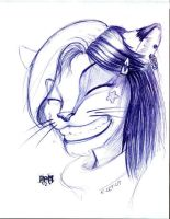 daily inky fun 5 oct 2007 by Darkness33