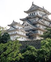 Himeiji Castle by GothicaDollParts