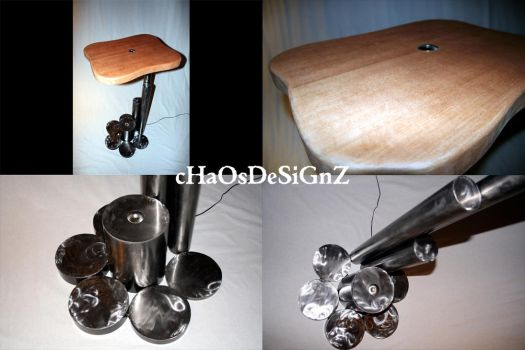 Turntable Table by cHaOsDeSiGnZ