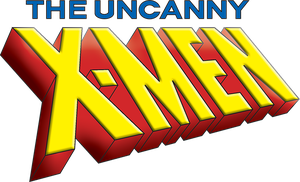 The Uncanny X-Men Logo by Meganubis