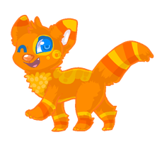Point adoptable by Unstoppablekitty-kat