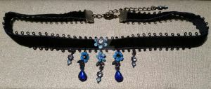 Victorian choker UP4SALE by MysteriousMaemi