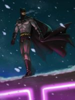 Batman - Richard Grayson by Cris-Art
