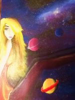 Space by Lauraxlivewire