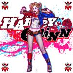 Suicide Squad movie Harley Quinn by e-carpenter