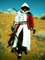 Assassin's Creed Cosplay White Knight Assassin by Assassanista-Cosplay