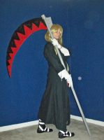 Weapon Meister Maka by CronaBaby
