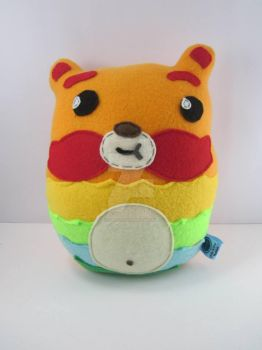 Impossibear Plush Pillow by LittleCritters00