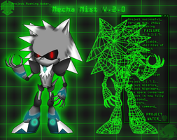 Mecha Mist by Chico-2013