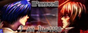 Death Note - I am Justice by IIParadigmII