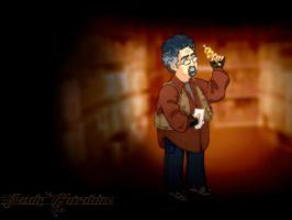 Warehouse 13: Arthur Nielsen by JadeGordon