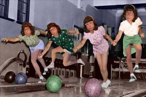 Bowling For Money by brielivingston