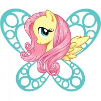 Fluttershy by courtneygodbey