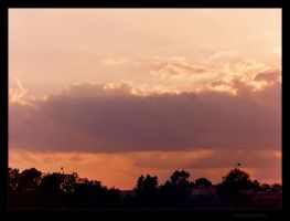 Sunset I by LaDell