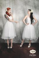 vintage wedding editorial no.6 by snottling1