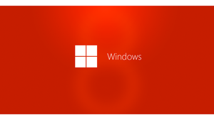 Windows simple - wallpaper by danielskrzypon