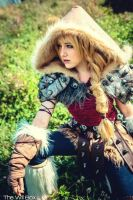 Astrid How To Trian Your Dragon 2 Cosplay by Tarah-Rex