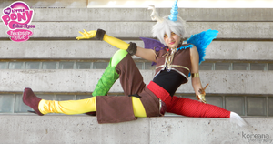 Discord -- Draw Me Like One Of Your French Girls by Riku-Ryou