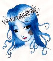 THE CORPSE BRIDE by keytaro