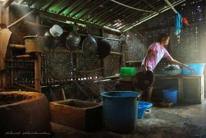 Palace kitchens by randyrakhmadany