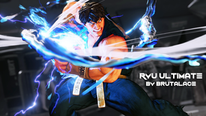 Ryu Ultimate by BrutalAce