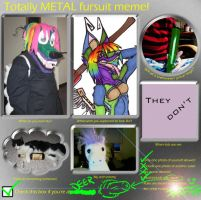 MetalWolf meme by misako